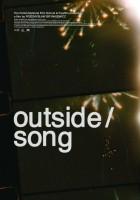plakat - Outside / Song (2013)