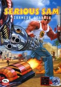 Serious Sam: Pierwsze starcie (2001) plakat