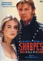 plakat - Wróg Sharpe'a (1994)