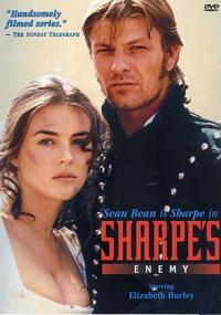 Wróg Sharpe'a (1994) plakat