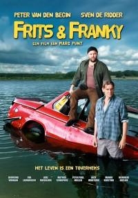 Frits & Franky (2013) plakat