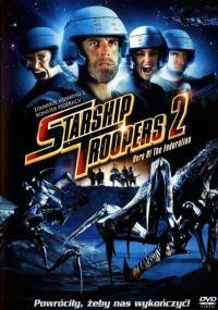 Żołnierze kosmosu II (2004) plakat