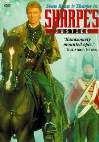 Sprawiedliwość Sharpe'a (1997) plakat