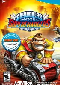 Skylanders SuperChargers (2015) plakat