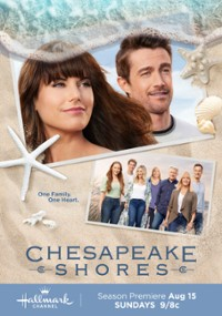 Chesapeake Shores (2016) plakat