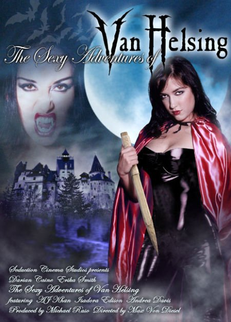 Sexy Adventures of Van Helsing