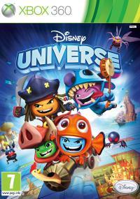 Disney Universe (2011) plakat