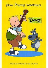 Doug Zabawny (1991) plakat