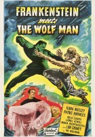 Frankenstein spotyka Człowieka Wilka