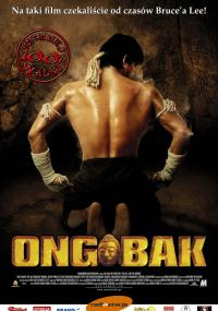Ong-bak (2003) plakat