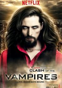 Clash of the Vampires (2017) plakat