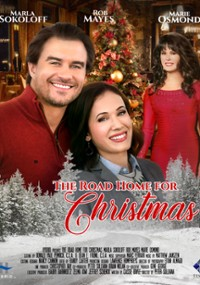 The Road Home for Christmas (2019) plakat