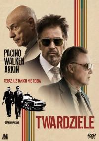 Twardziele (2012) plakat