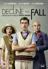 Decline and Fall (2017) plakat