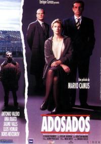 Przedmieścia (1996) plakat