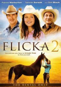 Flicka 2 (2010) plakat