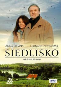 Siedlisko (1998) plakat
