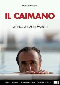 Kajman (2006) plakat