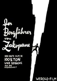 Burza nad Zakopanem (1931) plakat