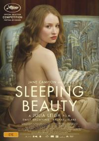 Śpiąca piękność (2011) plakat