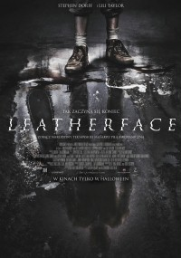 Leatherface (2017) plakat