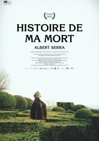Historia mojej śmierci (2013) plakat