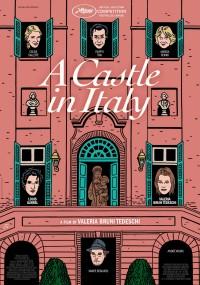 Un château en Italie (2013) plakat