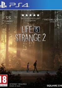 Life is Strange 2 (2018) plakat