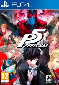 Persona 5 (2016) plakat