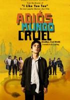 plakat - Adiós mundo cruel (2010)