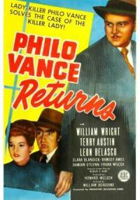 Philo Vance Returns (1947) plakat