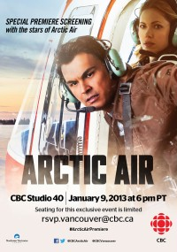 Arctic Air (2012) plakat