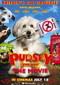 Przygody tańczącego psiaka (2014) plakat