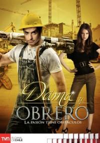 Dama y obrero (2012) plakat