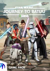 The Sims 4 Star Wars: Wyprawa na Batuu (2020) plakat