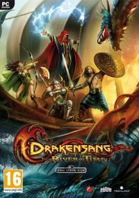 Drakensang: The River of Time (2010) plakat