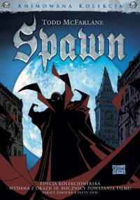 Spawn (1997) plakat