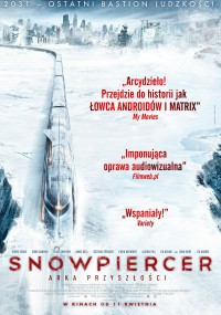 Snowpiercer: Arka przyszłości (2013) plakat