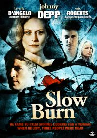 Slow Burn (1986) plakat