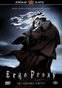 Ergo Proxy (2006) plakat