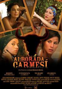 Alborada carmesí (2009) plakat