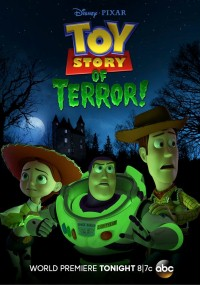 Toy Story: Horror (2013) plakat
