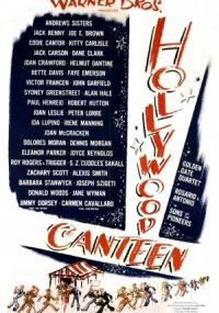 Hollywood Canteen (1944) plakat