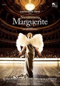 Niesamowita Marguerite (2015) plakat