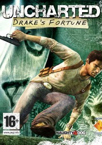Uncharted: Fortuna Drake'a (2007) plakat