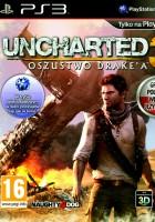 plakat - Uncharted 3: Oszustwo Drake'a (2011)
