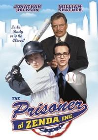 Więzień korporacji Zenda (1996) plakat