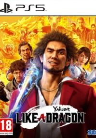 Yakuza: Like a Dragon (2020) plakat