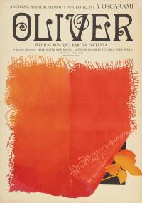 Oliver! (1968) plakat
