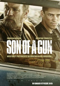 Son of a Gun (2014) plakat